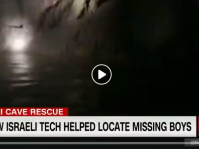 How Israeli tech helped locate missing boys in Thai cave rescue – CNN