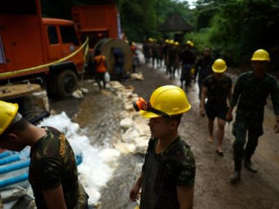 Israeli technology to the rescue for cave-trapped Thai boys – JPost