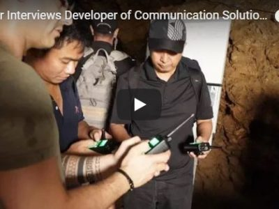 Mouser Interviews Developer of Communication Solutions used in Thai Cave Rescue – Mouser Electronics